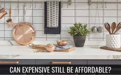 Can An Expensive Home Still Be Affordable?