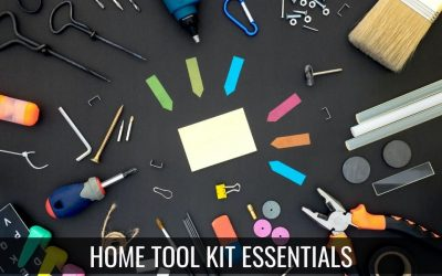 Home Tool Kit Essentials